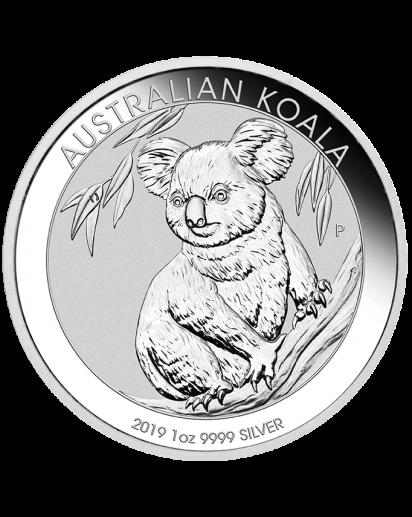 Australien 2019  KOALA  Silber 1 oz