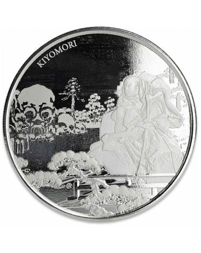 Fiji 2018 Samurai Archives Silber 1 oz