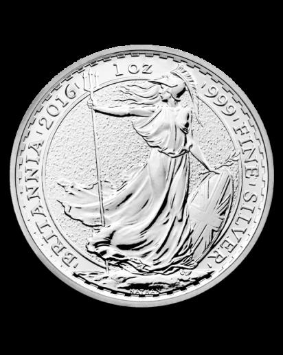 Britannia 2016 Silber 1 oz UK Großbritannien