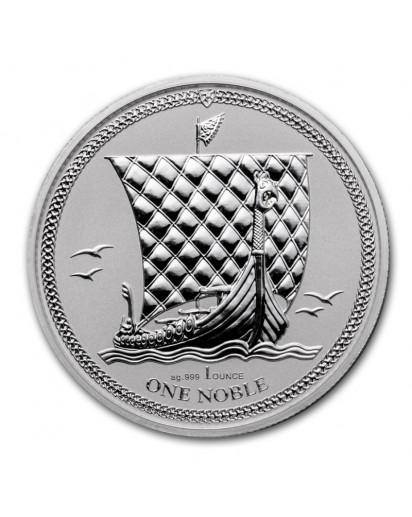 INSEL MAN 2017    Noble  Silber 1 oz