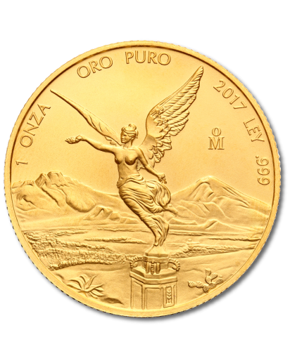Mexiko 2017  Libertad   Gold 1 oz