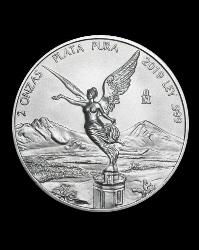 Mexiko 2019 Libertad Silber 2 oz