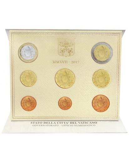 Vatikan 2017  KMS - päpstliche Wappen