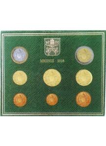 Vatikan 2018  KMS st 3,88 €
