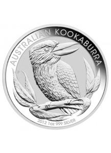 Kookaburra  2012 Silber 1 oz