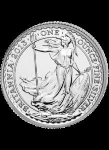 Britannia 2013 1 oz Silber