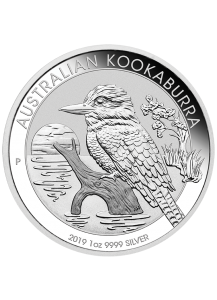 Australien 2019  Kookaburra Silber 1 oz