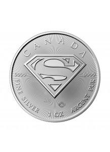 Canada 2016    Superman     Silber 1 oz   sofort lieferbar