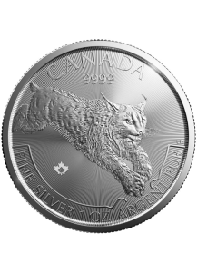 Canada 2017  Luchs Predator-Serie  1 oz