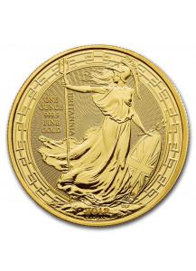 Großbritannien 2019    Oriental Border  Britannia    Gold 1 oz