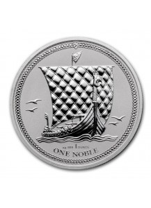 INSEL MAN 2017    Noble  Silber 1 oz