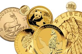 Goldmünzen günstig online kaufen