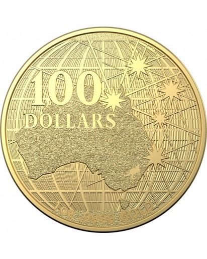 Australien 2020  Beneath the Southern Sky  Gold 1 oz