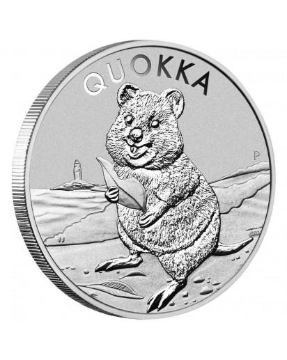Australien 2020  QUOKKA  Silber 1 oz
