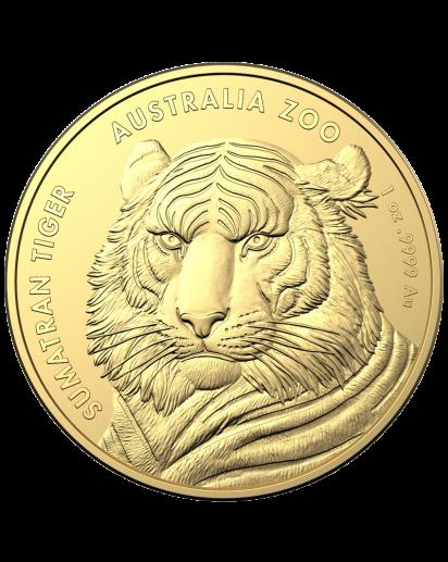 Australien 2020  SUMATRA TIGER Gold 1 oz