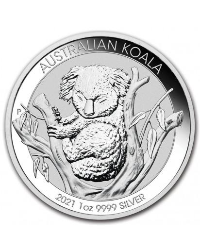 Australien 2021 KOALA  Silber 1 oz