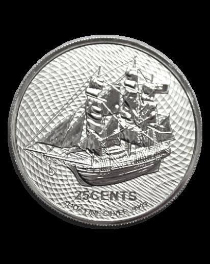Cook Island 2021  Bounty  Silber 1/4 oz