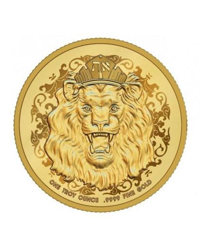 Niue 2020  Roaring Lion Gold 1 oz PP  Truth Serie