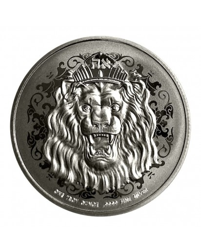 Niue 2020  Roaring Lion  Truth Serie Silber 1 oz
