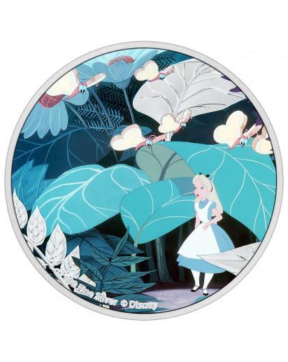Niue 2021 Alice im Wunderland - ALICE Silber 1 oz