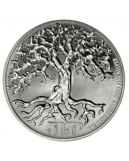 Niue 2021  Tree  of  Life   Truth Serie  Silber 1 oz