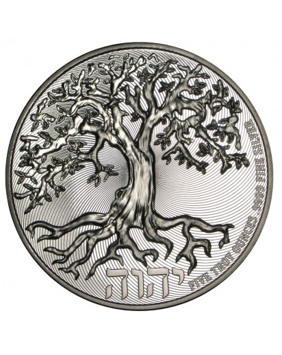 Niue 2021  Tree  of  Life   Truth Serie  Silber 5 oz