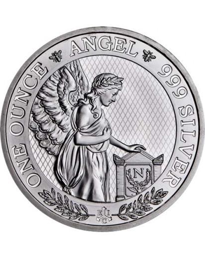 St. Helena 2021 Napoleon Angel  Silber 1 oz