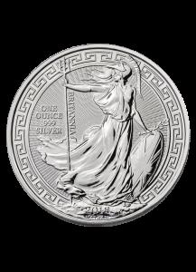 Großbritannien 2018    Oriental Border  Britannia    Silber 1 oz
