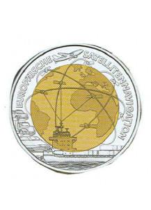 Österreich 2006  NIOB 25 €  Europäische Satellitennavigation