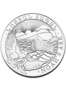Armenien 2013 Arche Noah 1/2 oz Silber
