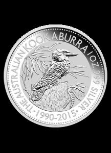 Kookaburra  2015 Silber 1 oz