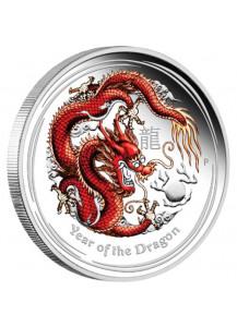 Australien 2012 Lunar II Jahr des Drachen - Farbe PP