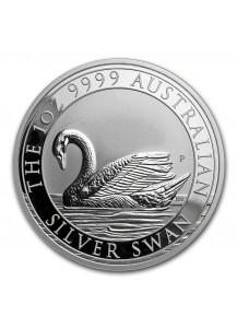 Australien 2017  Schwan Silber 1 oz