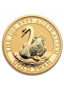 Australien 2018  Schwan - Swan Gold 1 oz