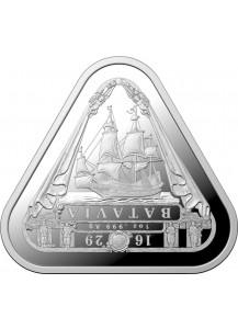 Australien 2019  Triangular Batavia Schiffswrack Serie Silber 1 oz