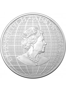 Australien 2020  Beneath the Southern Sky  Silber 1 oz