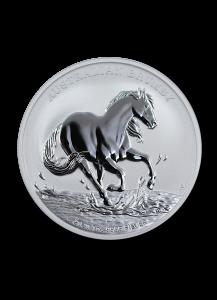 Australien 2020  AUSTRALIAN BRUMBY  Silber 1 oz