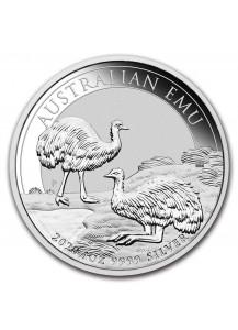 Australien 2020  EMU  Silber 1 oz