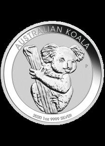Australien 2020  KOALA  Silber 1 oz