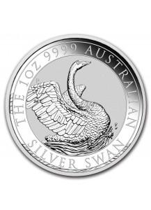 Australien 2020  Schwan swan Silber 1 oz