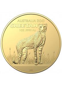 Australien 2021 CHEETAH - Gepard Gold 1 oz