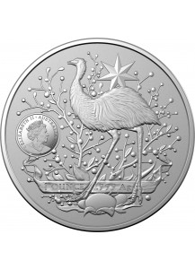 Australien 2021  Coat of Arms silber 1 oz