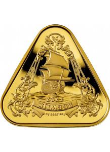 Australien 2021 ZEEWIJK  Schiffswrack Serie Gold 1 oz