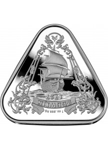 Australien 2021 ZEEWIJK Schiffswrack Serie Silber 1 oz