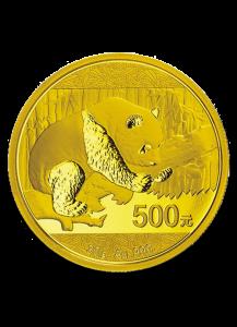 China 2016   Panda    Gold 30 g