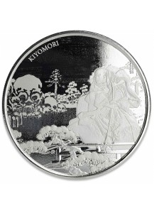 Fiji 2018 Samurai Archives Silber 1 oz