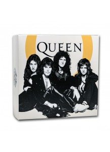 GB 2020   Queen Music Legends  Silber 5 oz