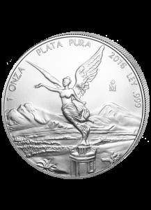 Mexiko 2016 Libertad Silber 1 oz