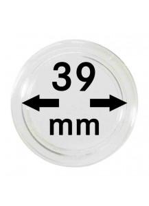 MÜNZKAPSELN  INNEN-Ø   41 mm    10er Packung