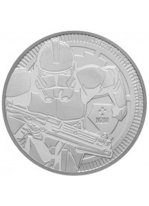 Niue 2019  Clone Trooper Star Wars   Silber 1 oz